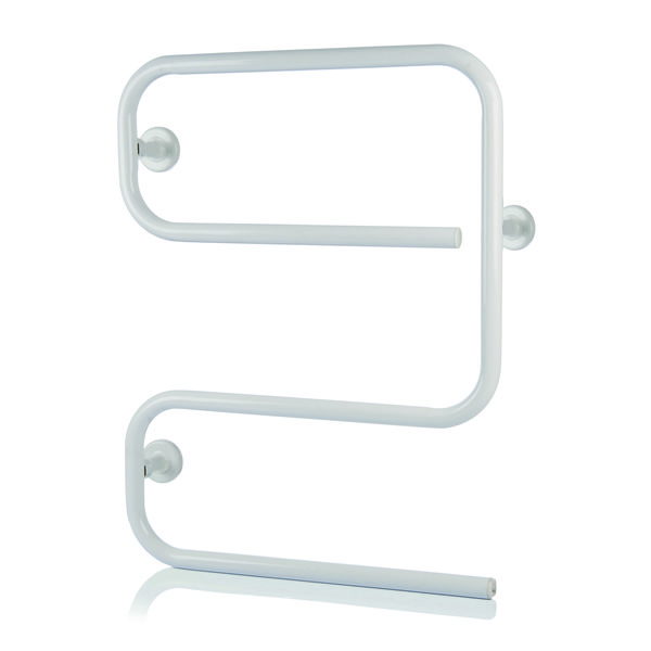 S Shape Concealed Exposed Wiring Heated Towel Rail: HYCO Manufacturing