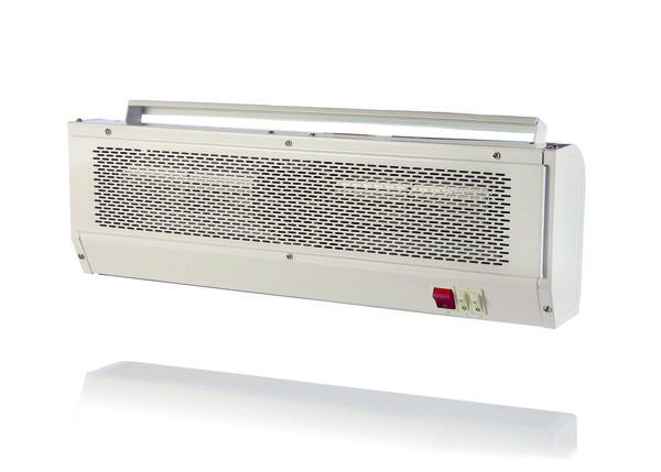 hyco wall mounted fan heater
