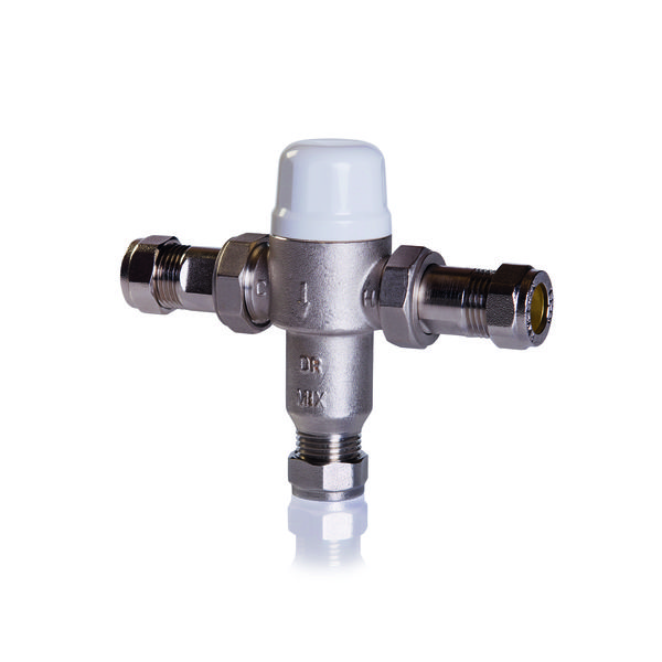 Industrial Thermostatic Mixing Valve: Thermostatic Mixing Valve