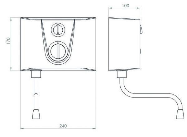 vulcan hot water heater manual