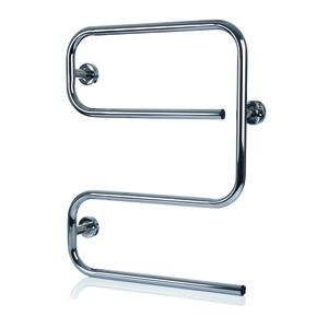 S-shape-Chrome-towel-rail